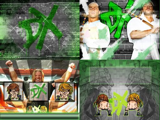 Thumbnail 1 for R4DS and M3DS skin - WWE_D-Generation X